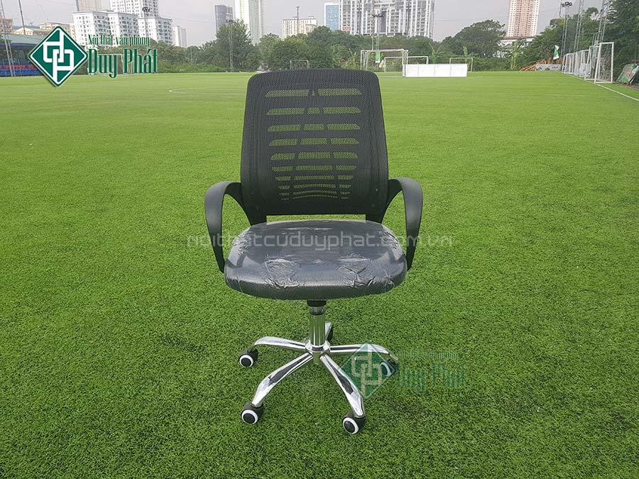Thanh lý ghế xoay lưới lưng trung đẹp giá rẻ (GXL550)
