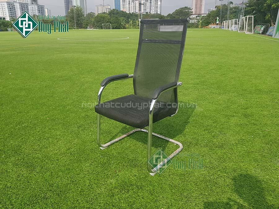 Thanh lý ghế chân quỳ lưới lưng cao mới 100% giá rẻ (GQL550)