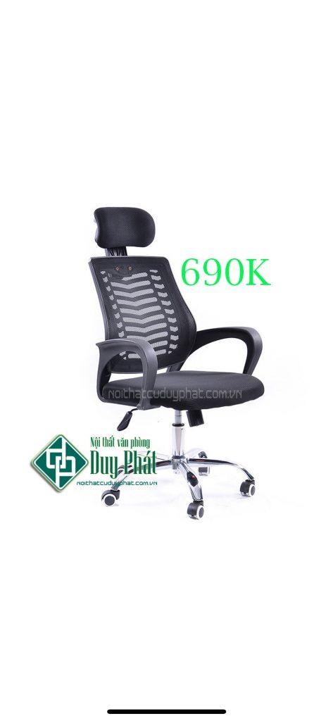 Mua ghế văn phòng nên chọn mua ghế lưới văn phòng hay ghế da phù hợp nhất