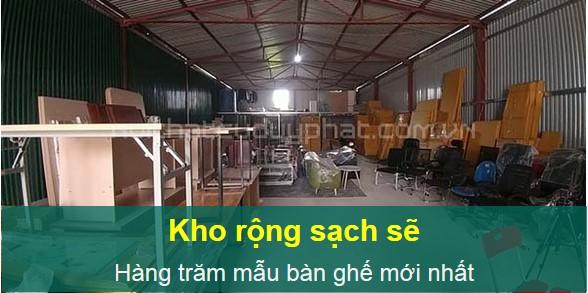 Các sản phẩm thanh lý bàn ghế văn phòng Hưng Yên