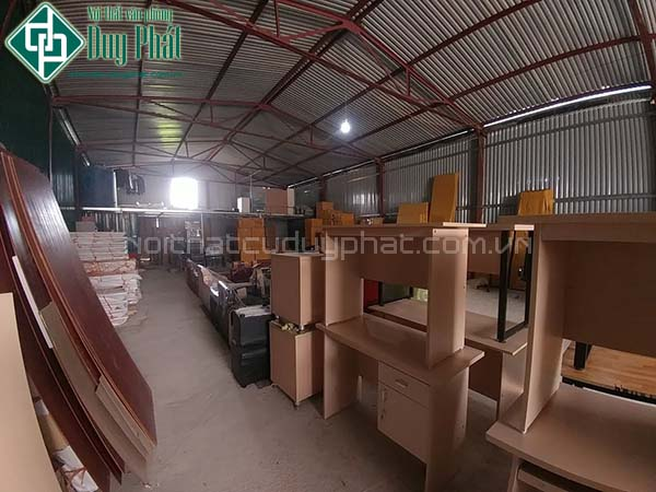 Thanh lý bàn ghế văn phòng Bắc Ninh Uy Tín - Chất Lượng