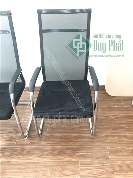 Thanh lý ghế chân quỳ lưới lưng cao mới 100% chỉ 550k1