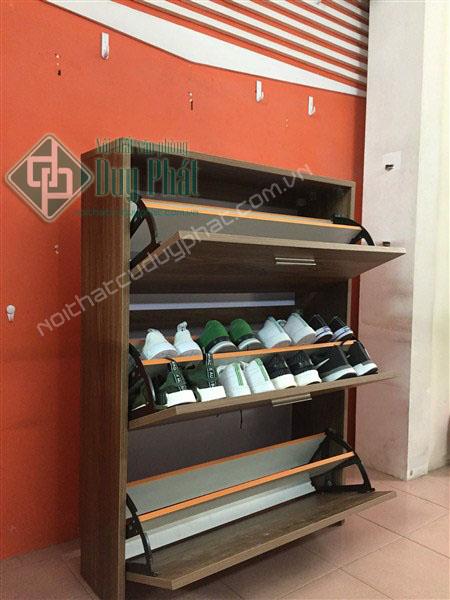 Tủ để giày thông minh với cánh mở tiện dụng độc đáo1