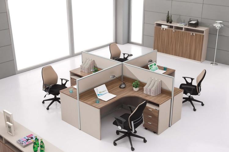 Gợi ý cách sắp xếp bàn ghế văn phòng phong thủy