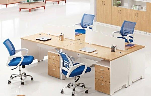 """7 mẫu bàn ghế văn phòng hiện đại giá rẻ """"Hót"""" nhất 2019"""