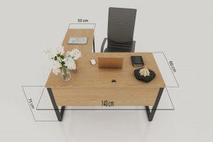 Kích thước bàn làm việc chuẩn nhất