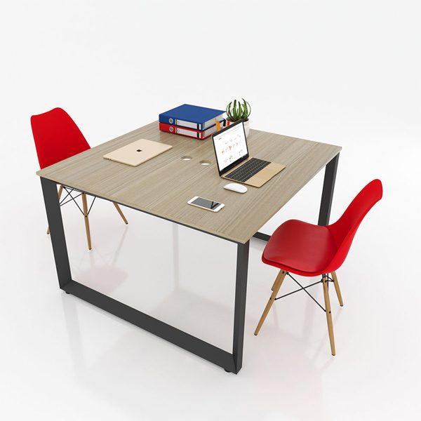 Tóp những mẫu bàn làm việc 2 người HÓT nhất 2019