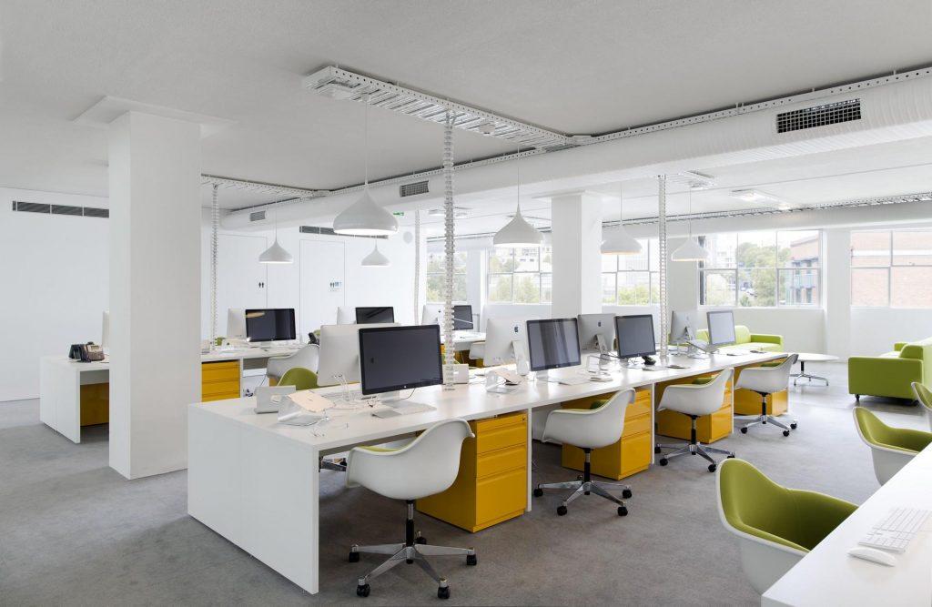 Tư vấn thiết kế và thi công nội thất văn phòng chuyên nghiệp