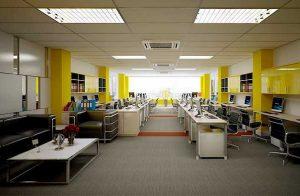 Những mẫu thiết kế nội thất văn phòng được ưa chuông năm 2020