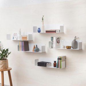 15+ mẫu kệ trang trí phòng ngủ đẹp, thiết kệ hiện đại