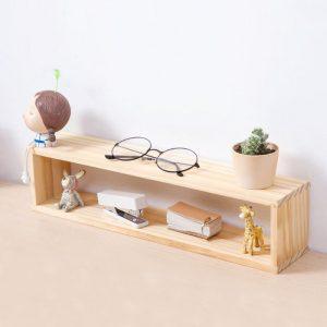 Thiết kế tối giản, với chất liệu gỗ cao cấp