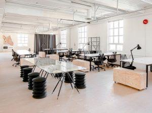 Thiết kế nội thất văn phòng công ty hiện đại - tiện nghi